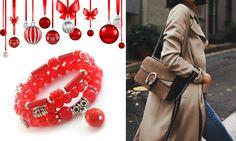 Czerwień to ciekawy, świąteczny dodatek do zimowych stylizacji. Jeśli lubicie klasyczne, ♥ nasycone barwy to ta ręcznie robiona biżuteria 📿 jest idealna dla Was.Znajdziesz tu fantazyjne szklane koraliki, ażurowe podwieszki i ozdobne przekładki. Do czerni, beżu, brązów, bieli i wielu innych odcieni... 🛒 https://ecobizuteria.pl/…/698-1041-zestaw-bransoletki-koral… #ecobizuteriapl #święta #mikołajki #prezentmikołajki #biżuteriamikołajki #prezentbożenarodzenie #prezentpodchoinkę…