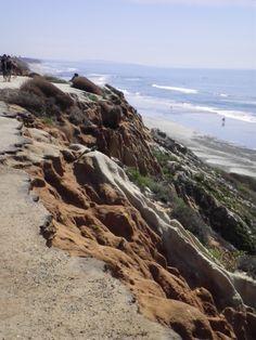 Beach in Carlsbad, CA