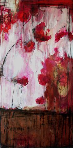 falling, red - anne-laure djaballah