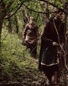 """They walked on in silence for a while, passing like grey and green shadows under the old trees, their feet making no sound; above them many birds sang, and the sun glistened on the polished roof of dark leaves in the evergreen woods of Ithilien.""  #lotr #lordoftherings #tolkien  #cosplay #ithilien #rangers #armor #archer #medieval"
