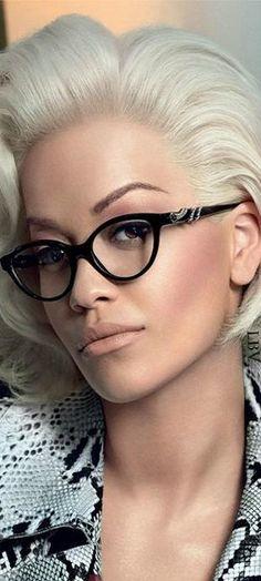 Rita Ora for Roberto Cavalli Eyewear   LBV ♥✤