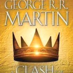 Game of thrones book 2: a Clash of Kings
