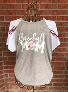 Excited to share this item from my shop: Baseball Mom Raglan Baseball Shirt, Raglan Baseball Shirt, Raglan Baseball Mom Shirt, Heart Baseball Raglan, Ladies Baseball Sports Mom Shirts, Softball Shirts, Softball Mom, Softball Cheers, Softball Crafts, Softball Pitching, Fastpitch Softball, Young Justice, Baseball Cleats