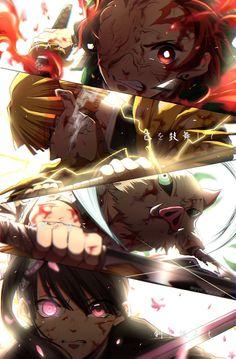The Slayers Manga Otaku Anime, Manga Anime, Anime Demon, Anime Art, Demon Slayer, Slayer Anime, Estilo Anime, Demon Hunter, Anime Kunst