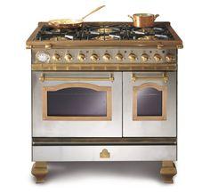 Awesome Copper Ovens, Range Cooker Cooking Blocks And Hobs   Restart Srl   Restart  Florence Kitchens Country Kitchens Italian Kitchens Kitchens Metal Steel ...