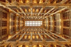 george peabody library - Google Search