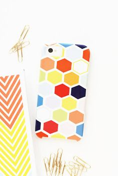 Honeycomb iPhone case I so want this case now