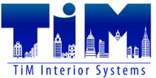 TiM Interior Systems provide acoustical ceiling services.