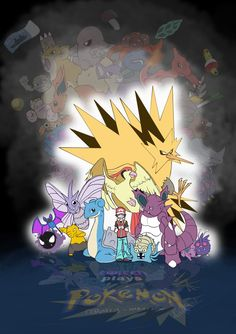 Twitch Plays Pokemon by KLFoxglove