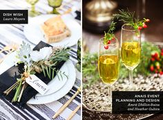 Holiday Entertaining Tips with Be Inspired PR ; Rue Magazine blog feature. Photo by Nudrat Owens Photography. Styled by Anais Event Design & Planning.