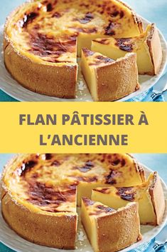 Dessert Original, Cake Recipes, French Toast, Deserts, Healthy Recipes, Cheese, Breakfast, Food, Baguette