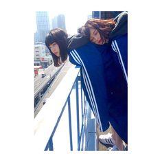 Image in asian girls collection by Vulpes on We Heart It Pretty Girls, Cute Girls, Komatsu Nana, Bff Girls, Japanese Models, Love Photos, Manga, Film Photography, Pretty People