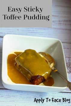 This Easy Sticky Toffee Pudding is light and comforting and topped with THE best Toffee Sauce ever. This date sponge is a traditional dessert and perfect for family meals and sunday lunches. A huge crowd pleaser! #stickytoffeepudding #bestdesserts #comfortfood Make Ahead Desserts, Easy Desserts, Toffee Sauce, Sticky Toffee Pudding, Pudding Desserts, Baking Tins, Easy Entertaining, Comfortfood, Everyday Food