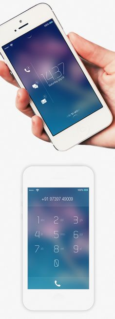 #iOS8 #Design Concept - Via http://www.themangomedia.com/blog/cool-and-realistic-15-ios-8-device-designs-concept-every-one-should-know/ @teammangomedia