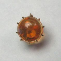 Laura's lifeintheknife on Ruby Lane: Antique Victorian 10K Gold Mexican Fire Opal Stick Pin