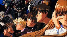 "New Mobile Report Gundam Wing: ""Just Communicacion"""