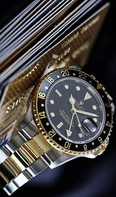 #Rolex #Watch GORGEOUS! Every man needs the perfect watch