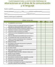 Guía para la detección temprana de discapacidades, trastornos, dificultades de aprendizaje y altas capacidades intelectuales IMAGEN 2