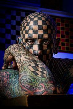 Cresta Metálica Producciones » Venezuela Expo Tattoo 2014 cuatro días con lo mejor del arte corporal en Caracas!!