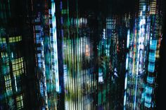 Tokyo Layers: 7 Vertical Cityscapes at Night - https://magazine.dashburst.com/pic/tokyo-layers/