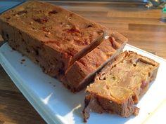 Apfelbrot (kalorienarm) Eine süße Brotzeit mit reifen Äpfeln. Schnell gemacht und total lecker! #apfelbrot #recipe #light