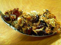 Gotta try this, I love granola!