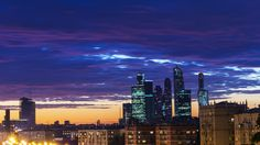 City Moscow(MoscowCity2) by Artem Alekseev on 500px