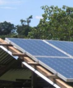 Different types of solar panels you can use in your solar system.