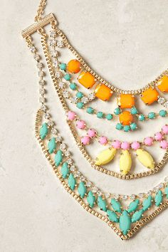 pretty divine anthropologie necklace
