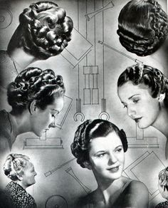 Love these 1930s styles