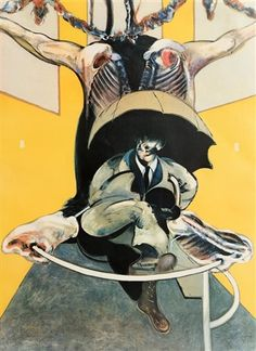 Second Version of Painting 1946 1971 by FrancisBacon is available at Irish International Fine Art Auction - artnet