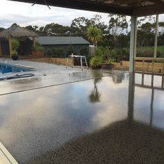 An outdoor area completed in Doreen last week by our fantastic tradesman, Brayden. A simple grind and seal can turn any plain slab into a floor to be proud of, and we are always happy to be a part of that. Another happy customer to add to the list! ‪#‎outdoorpolishedconcrete‬ ‪#‎grindandseal‬ ‪#‎polishedconcretemelbourne‬ ‪#‎fullexposure‬ ‪#‎outdoorflooringideas‬ ‪#‎happycustomers‬ Residential Polished Concrete Floors, Concrete Slab, Painted Floorboards, Appliance Packages, Living Room Mirrors, Wood Laminate, Cool House Designs, Backyard Patio, The Great Outdoors