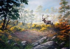 jerry yarnell acrylic painting tutorials   By Jerry Yarnell   painting…