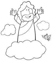Resultado de imagem para desenho Jesus espírita para colorir