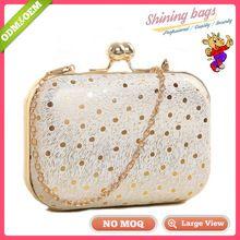 Evening Bag & Clutch Bag, Evening Bag & Clutch Bag direct from Guangzhou Shining Bags Co., Ltd. in China (Mainland)