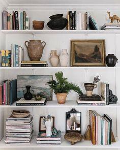 Trendy home library room diy interior design ideas Decoration Bedroom, Decor Room, Living Room Decor, Dining Room, House Contemporary, Küchen Design, House Design, Design Ideas, Design Styles
