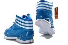 Image detail for -adiZero Crazy Light Adidas Basketball Shoes Blue Moon White G22392 ...
