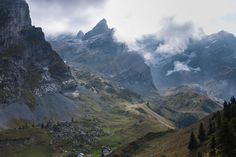 Foothills of the Grand Muveran, Switzerland - Imgur