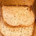Customizable gluten free dairy free bread that acts like bread. Gluten Free Dairy Free Bread Recipe, Gf Bread Recipe, Gluten Free Flour, Dairy Free Recipes, Vegan Gluten Free, Flaxseed Flour, Food Intolerance, Bread Machine Recipes, Slice Of Bread
