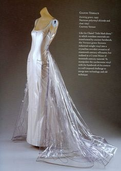 Couture Fashion Book via Etsy.  Versace