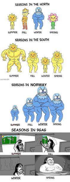 Season of 9gagger