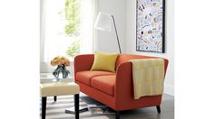 Ollie Sofa from Crate and Barrel