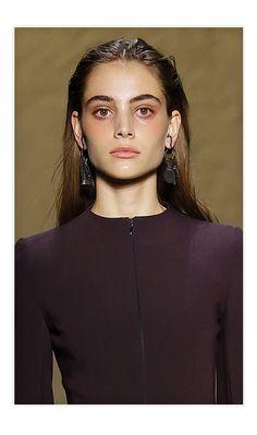 le teint blushé de la fashion week de new york
