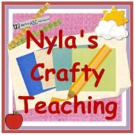 Visit Nyla's Crafty Teaching for teaching tips, resources, and some free printables...