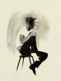 fashion illustration by Cecilia Carlstedt.