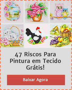 Riscos Para Pintura em Tecido Homemade Crafts, Diy And Crafts, Crafts For Kids, Painting Apron, Fabric Painting, Crochet Projects, Sewing Projects, Crochet Shell Stitch, Swedish Weaving