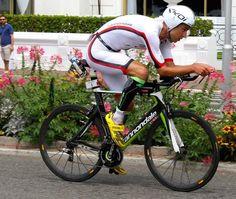 Betrand Billard ! Le Champion du Monde de Triathlon Longue Distance roule en ROTOR Power et Qrings ! #rotorfrance