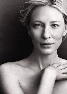 I recently saw Cate Blanchett in 'Gross und Klein' in London and she was fascinating; I could not takes my eyes off her for the entire two and a half hours. A wonderfully gifted actress, this woman lives and breathes theatre and one would normally have to study their entire life to be this emotive - for Blanchett, it seems to be an unashamed and natural talent. She was born to perform and I hope she always does!