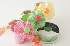 ribbon lollipops