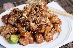 Youtiao Rojak - Bear Naked Food